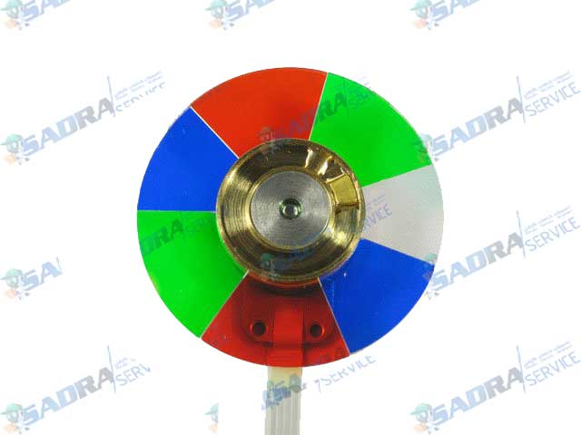 تعمیرات-کالرویل-یا-چرخ-رنگ-ویدئو-پروژکتور