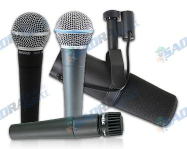 تعمیر میکروفون های پویا
