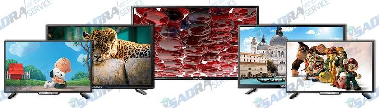 تعمیر انواع پنل تلویزیون