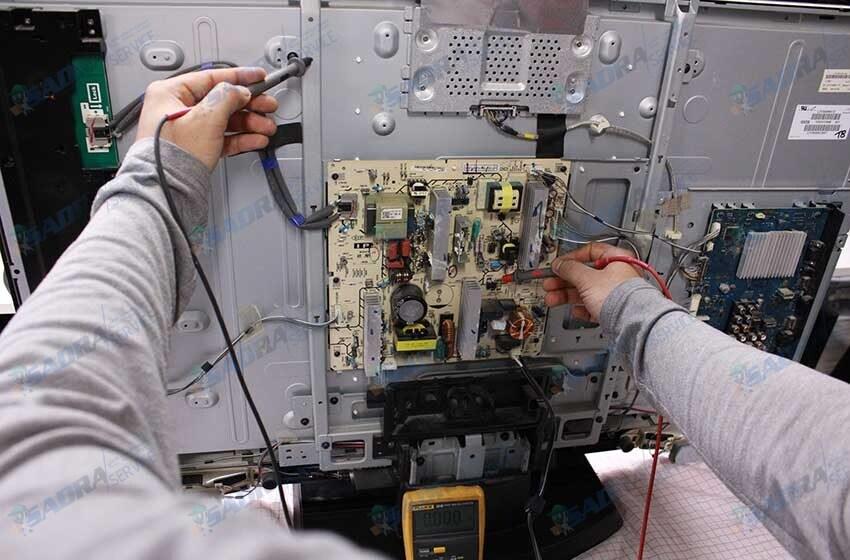 تعمیرات تلویزیون در مشهد