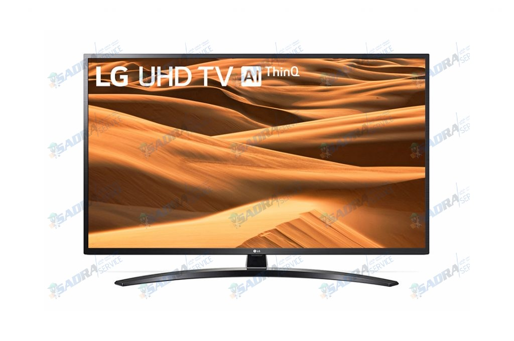 تعمیر تلویزیون الجی سری UM7450