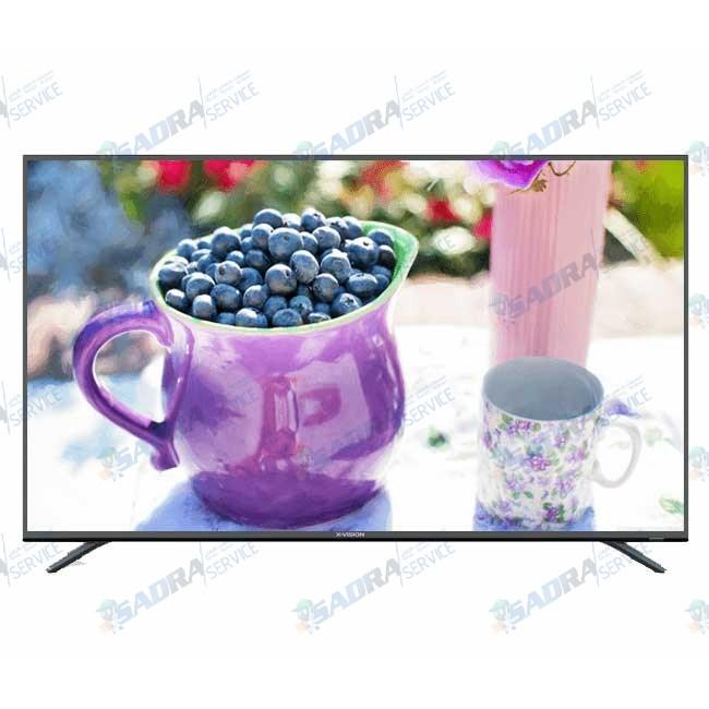 تعمیر-تلویزیون-ایکس-ویژن-مدل-49XTU