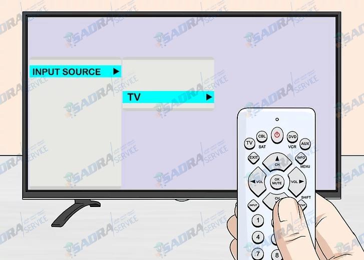 اتصال کامپیوتر به تلویزیون hdmi