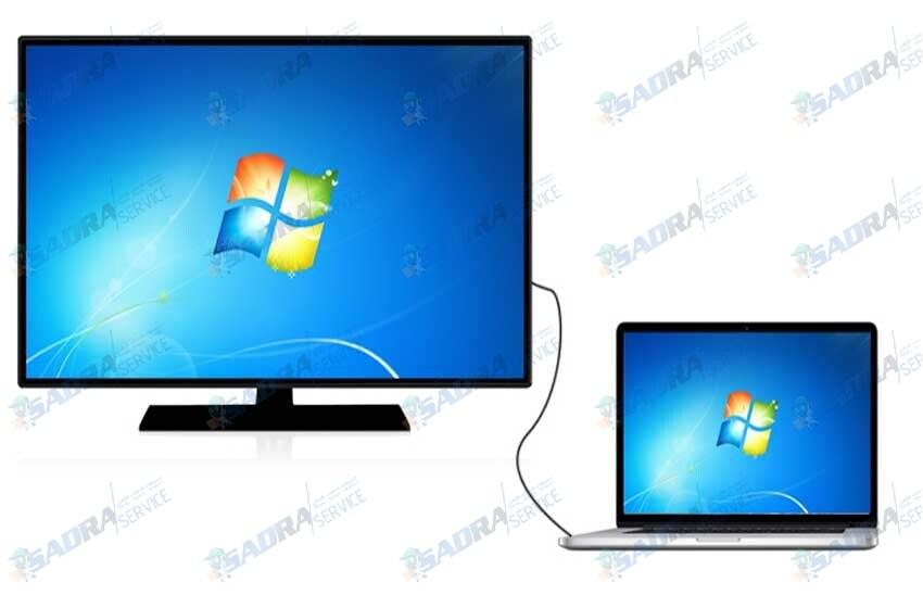 چگونه از تلویزیون خود به عنوان یک مانیتور کامپیوتری استفاده کنیم؟