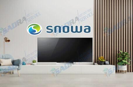 تعمیر تلویزیون اسنوا