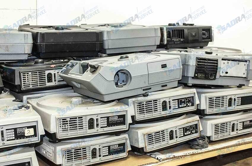 تعمیر انواع پروژکتور