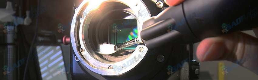 تمیز-کردن-لنز-ویدئو-پروژکتور